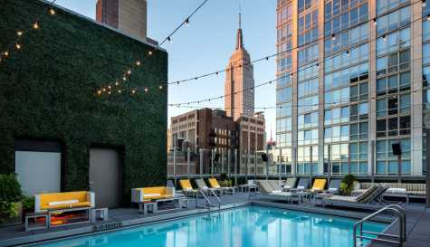 The 6 Best Hotels With Pools in New York, USA