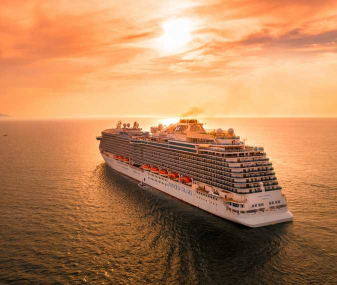 Cruise around the world in 119 days costs $13,000