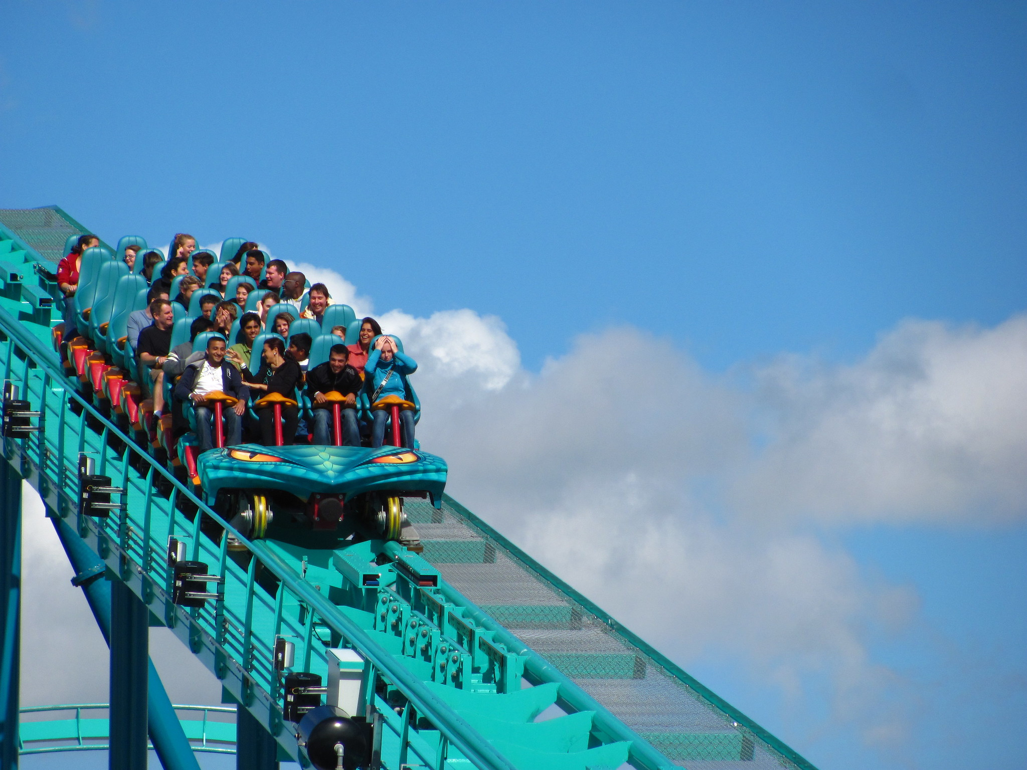 Top 11 Fastest Roller Coasters in the World