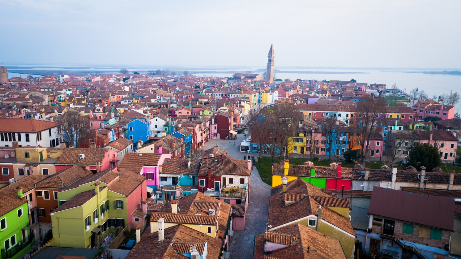 Burano: The colorful island of Italy