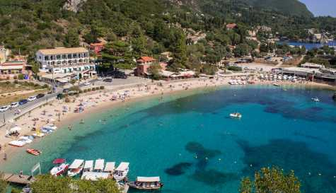 Corfu: Safest place in Greece amid the Covid-19 pandemic