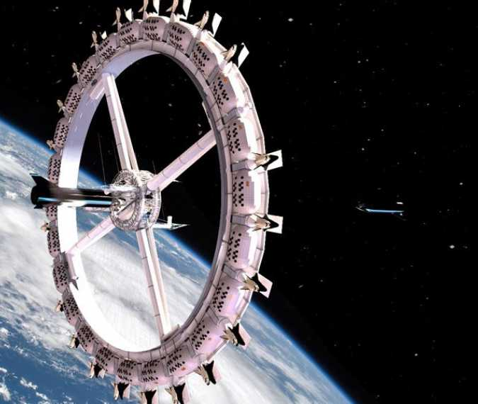Construction of the first hotel in space begins - This is how it will be [Video]