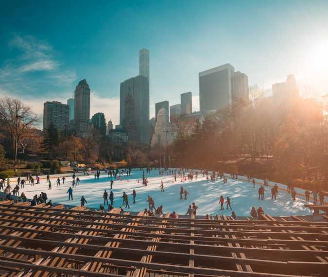 Pictures that will make you want to be in New York this winter